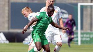 Aji Sule joins Shelbourne FC