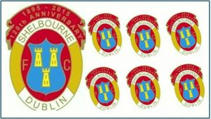 120th Anniversary Commemorative Badge