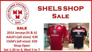 2014 JERSEY SALE – Home & Away