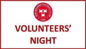 Volunteers' Night