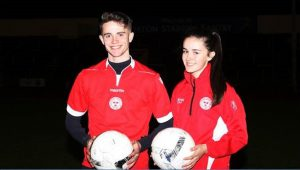 Cian and Alex Kavanagh – Shelbourne Siblings