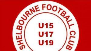 This weeks Underage Fixtures : UPDATE