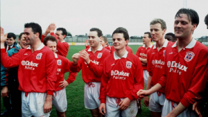 UPDATED: Celebrate the 25th Anniversary of Shelbourne's 1991/92 League Win