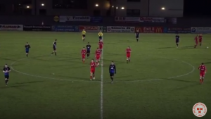 Highlights of Saturday's game :  Athlone Town 1-4 Shelbourne