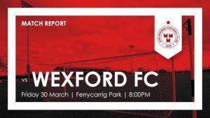 Wexford FC 0-1 Shelbourne