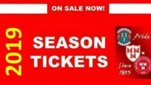Season Tickets now available online or from Tolka Park