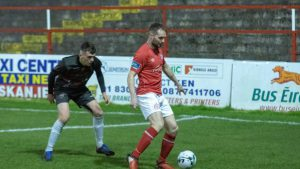 "Conan Byrne: ""It was the grá for the club that brought me back"""