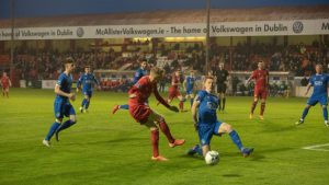 SSE Airtricity League: Shelbourne FC v Galway United FC