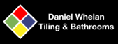 logo for Shelbourne sponsor, Daniel Whelan tiling and bathroom company
