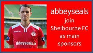 Shelbourne's New Main Sponsor