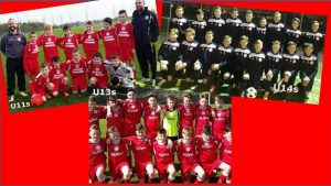 Academy U11s, U13s & U14s in League Cup Finals this Saturday