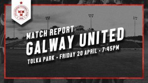 Shelbourne 2-0 Galway United : REPORT