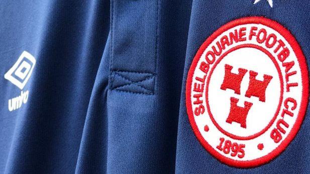 Shelbourne football club crest