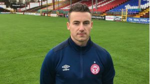 Aidan Friel is latest Shelbourne signing