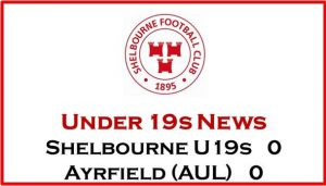 Shelbourne 0-0 Ayrfield (AUL) – REPORT