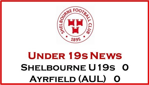 A graphic of Shelbourne Under 19 news.