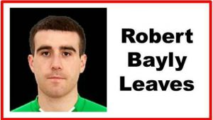 Robert Bayly leaves Shelbourne FC
