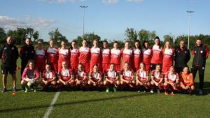 All The Best To Our Ladies In Their European Adventure