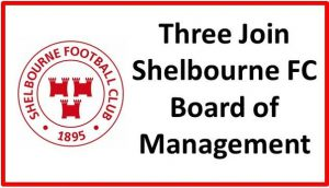 Three Join Shelbourne Board of Management