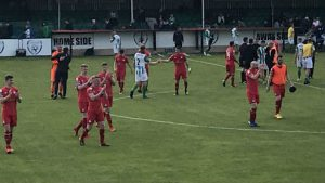 Bray Wanderers 0-1 Shelbourne : RESULT