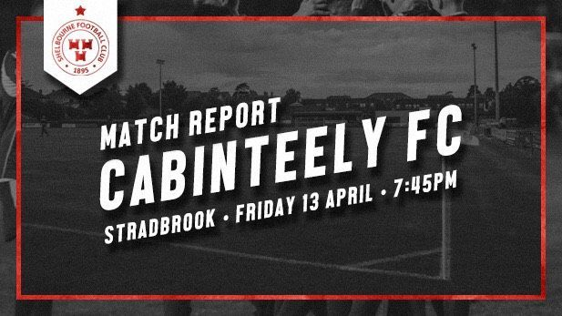 match report image Shelbourne v Cabinteely