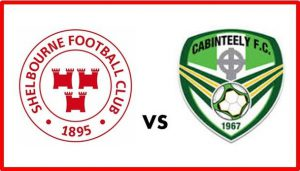Shelbourne v Cabinteely FC – Friday, May 8th