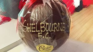 Easter Draw – Shelbourne Chocolate Football