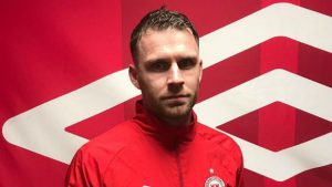 Shelbourne Announce the signing of Ciaran Kilduff