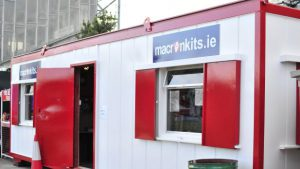 Tolka Park Shop not open this Saturday