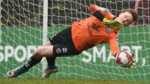 Shelbourne Sign Goalkeeper Colin McCabe