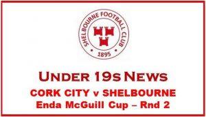 Under 19s Cup – Cork City v Shelbourne