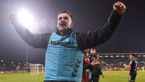 Ex-Bohemian Dan Byrne signs for Shelbourne