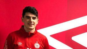 Midfielder Darragh Noone joins Shels from Bray Wanderers
