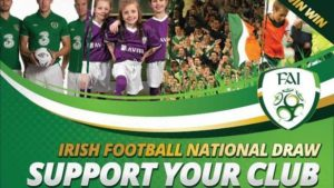 FAI National Draw – RESULTS
