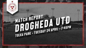 Shelbourne 7-2 Drogheda United : REPORT