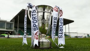 Shels to Face Bray Wanderers in First Round of EA Cup