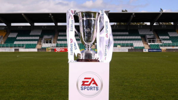 EA Sports Cup: Shelbourne FC v UCD AFC