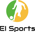 Logo for EI sports, A sports performance company