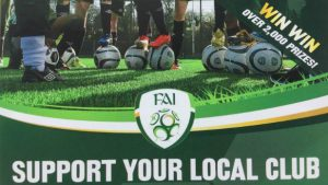 FAI National Draw Results
