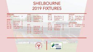 Fixtures 2019