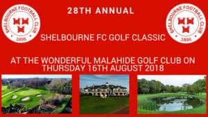 Shelbourne FC Golf Classic 2018
