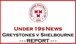 Greystone AFC and Shelbourne U19s in exciting draw