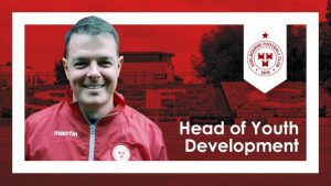 Conor Mitchell appointed Head of Youth Development