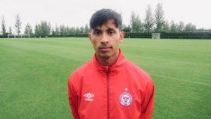 Winger Denzil Fernandes signs for Shelbourne FC