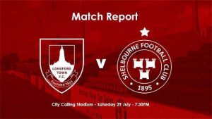 Longford Town 1-3 Shelbourne : REPORT