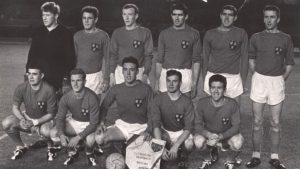 55 years since our Cup Winners' Cup tie with Barcelona in 1963
