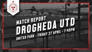 Drogheda United 1-1 Shelbourne : REPORT