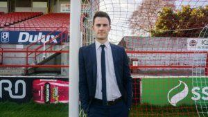New CEO, David O'Connor