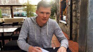 Derek Prendergast joins Shels from Bohs