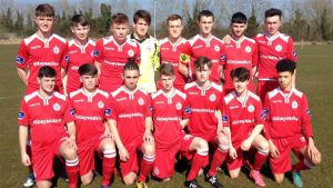 Under 17s : Longford Town 1-4 Shelbourne